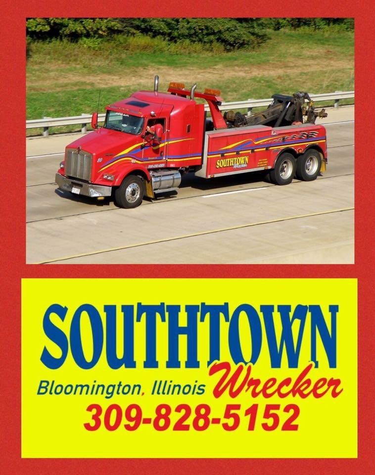 Southtown Wrecker Service-24 Hr: 1701 W Washington St, Bloomington, IL