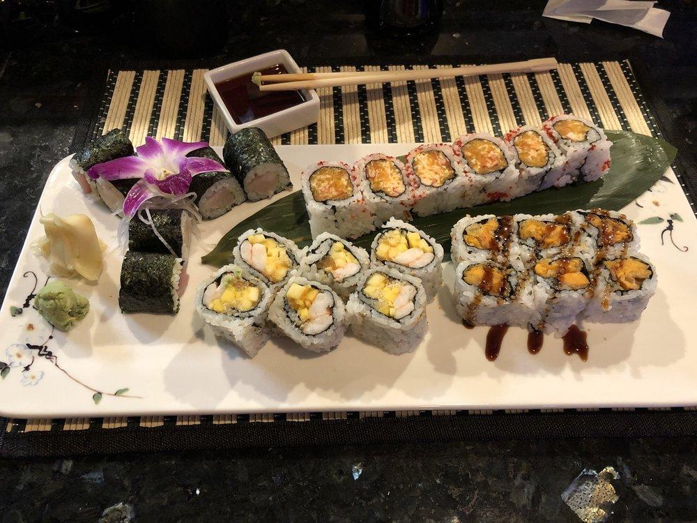 Osawa Japanese Bistro: 9 Main St, Ayer, MA