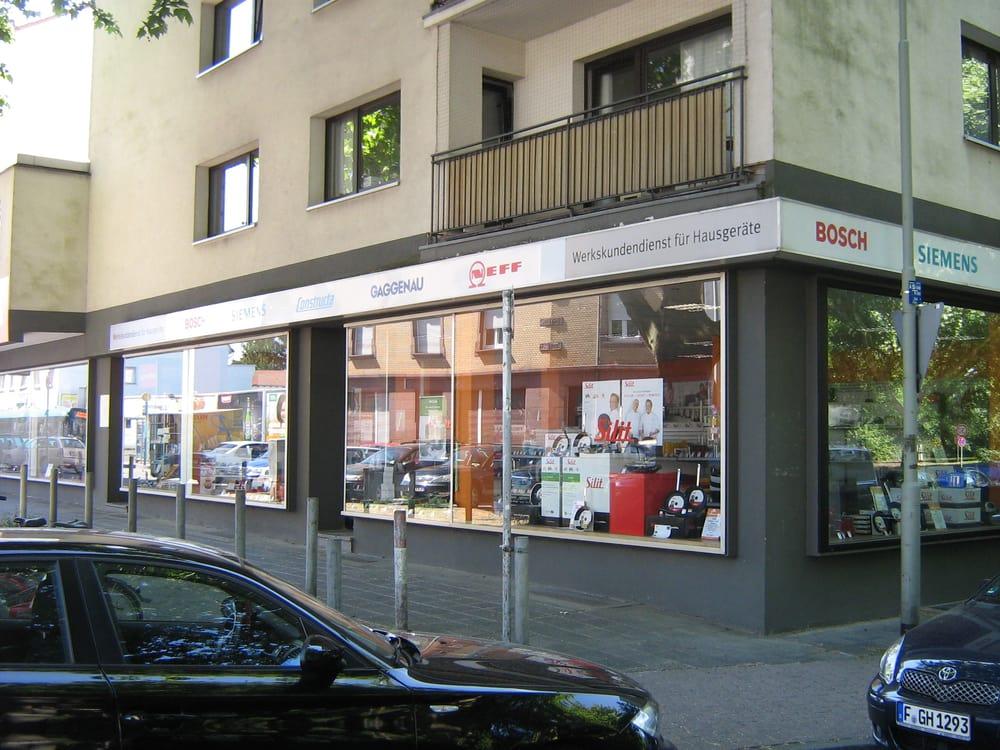 Siemens Kühlschrank Outlet : Bosch siemens werkskundendienst haushaltsgeräte reparatur