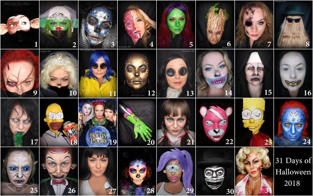 Make-Up Your Mind: Los Banos, CA