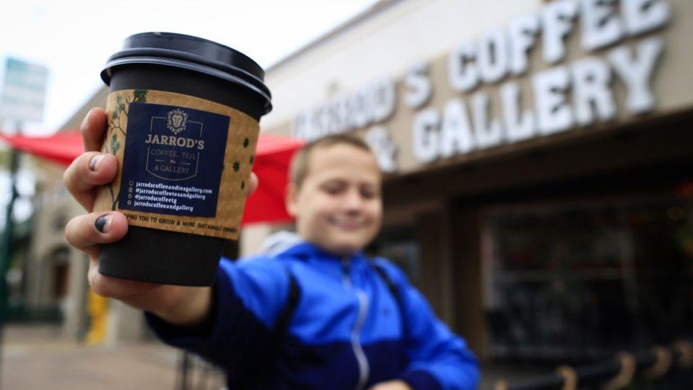 Jarrod's Coffee, Tea & Gallery
