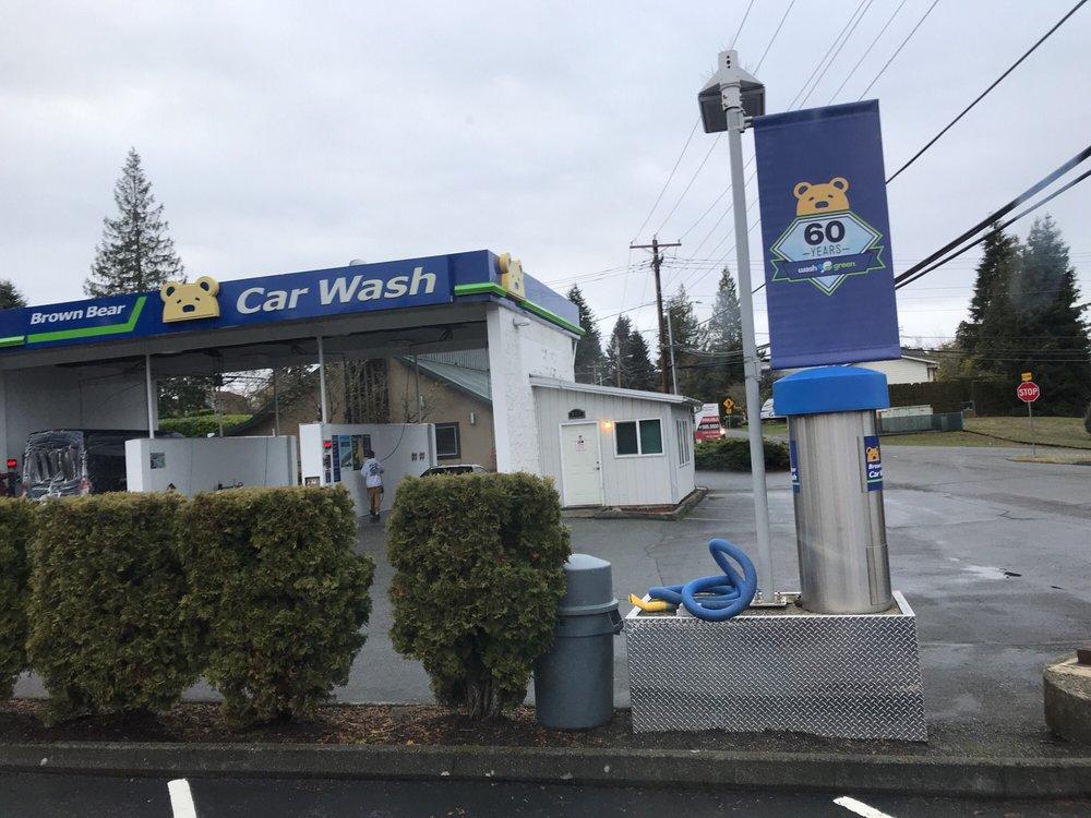 Brown Bear Car Wash: 310 Wood Pl, Everett, WA