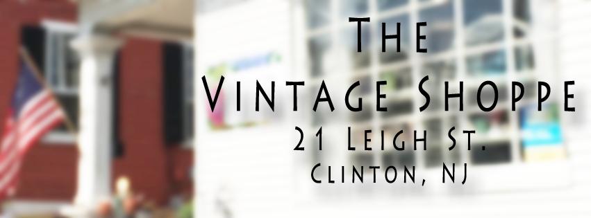 The Vintage Shoppe: 21 Leigh St, Clinton, NJ