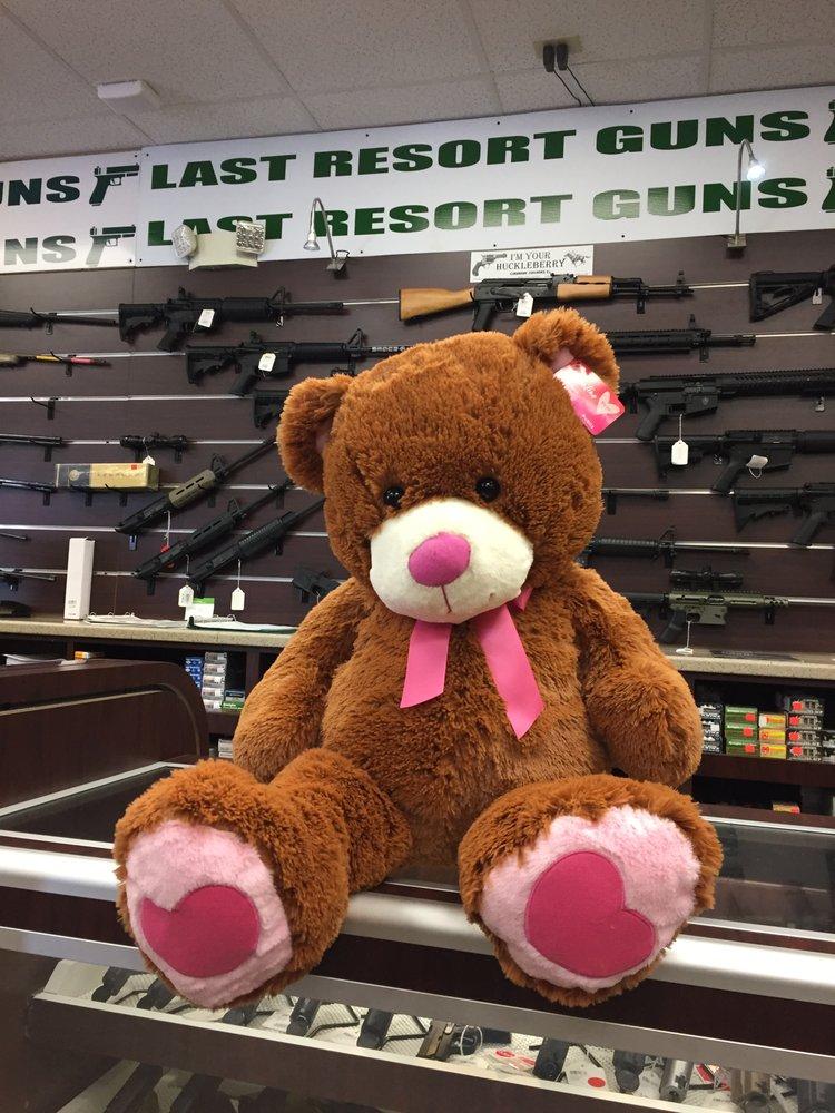Last Resort Guns: 10849 County Line Rd, Madison, AL