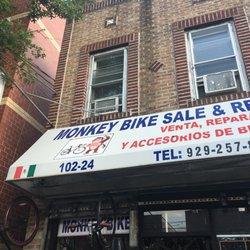 Monkey Bike Sales & Repair - Bike Repair/Maintenance - 102