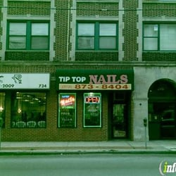 Tip Top Nails - Nail Salons - 738 E 79th St, Chatham, Chicago, IL ...