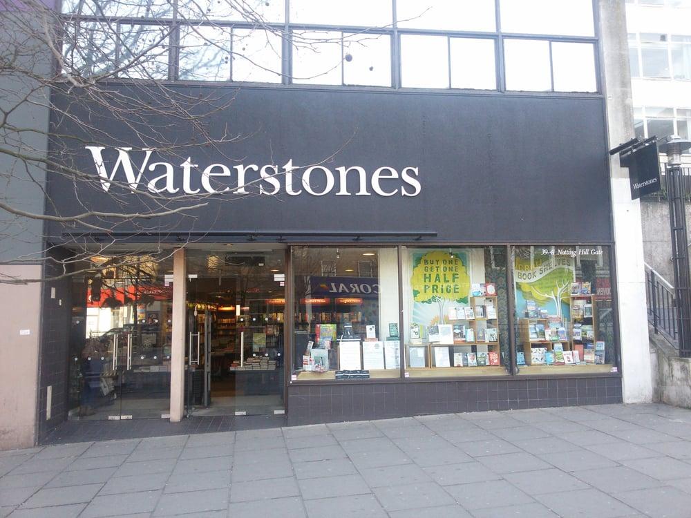 Waterstones Bookshops 39 41 Notting Hill Gate Notting Hill