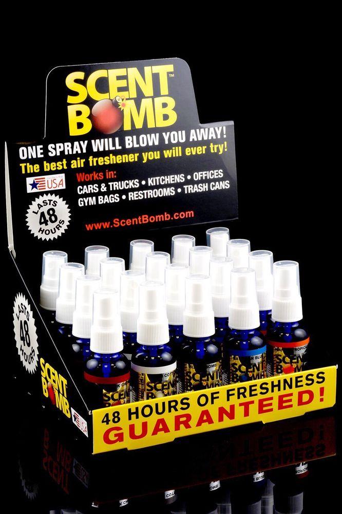1 of LA's largest Wholesale Distributors For Scent Bomb