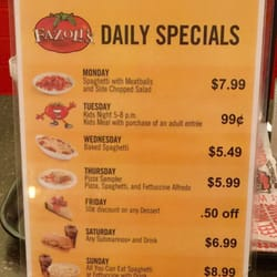 image regarding Fazoli's Printable Menu identified as Fazolis In the direction of Move Menu Identical Key terms Guidelines