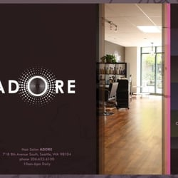 Adore Hair Salon - Seattle, Washington - Hair Salon ...