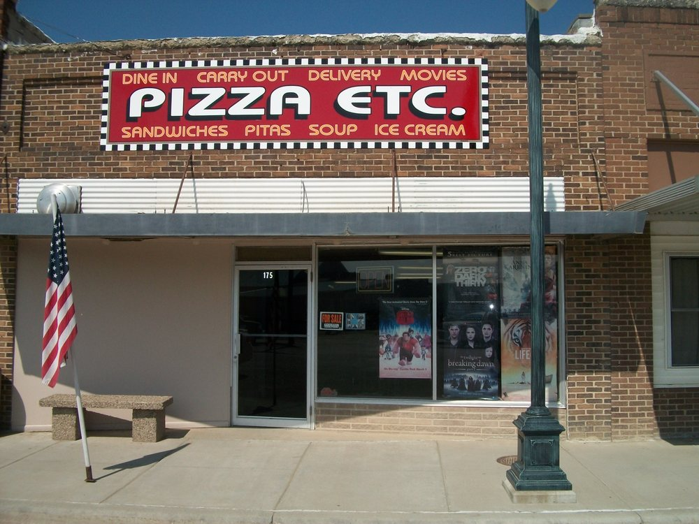Pizza: 175 S Center Ave, Philip, SD