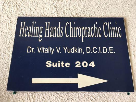 Healing Hands Chiropractic 7260 W Sunset Blvd Los Angeles