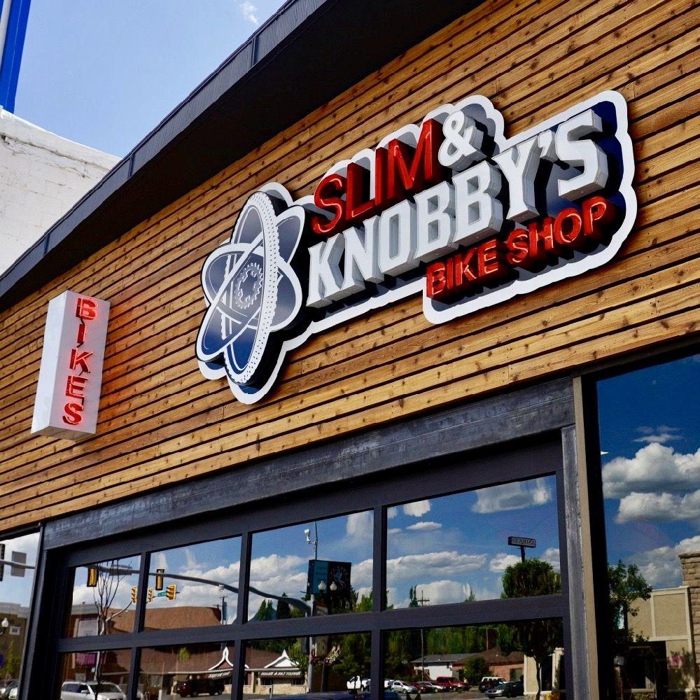 Slim and Knobbys: 84 South Main St, Heber, UT