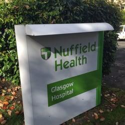 Nuffield health finneston street