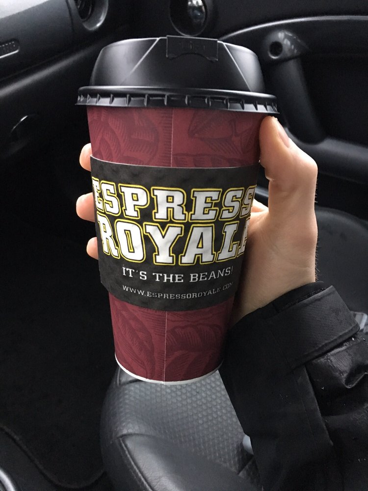 Espresso Royale: 1411 S Neil St, Champaign, IL