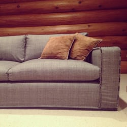 Photo Of Fabulous Furnishings Upholstery North Vancouver Bc Canada Custom Tailored