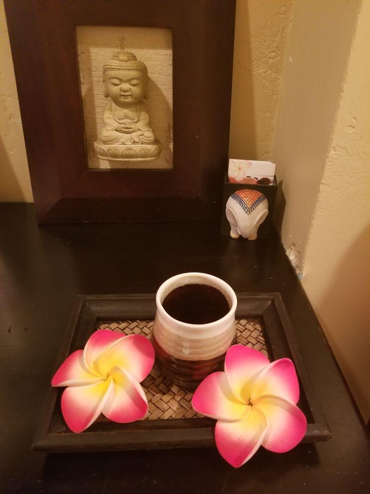 Massage thaïlandais de la baie et guérison