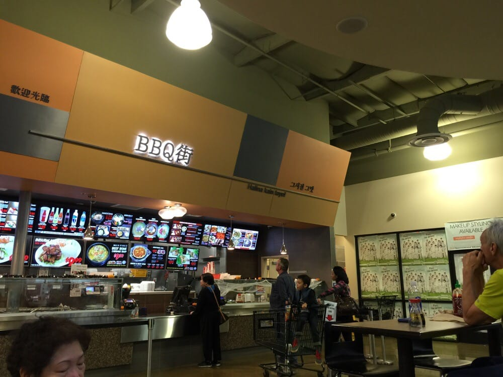 Kp International Food Court Rancho Cordova Ca