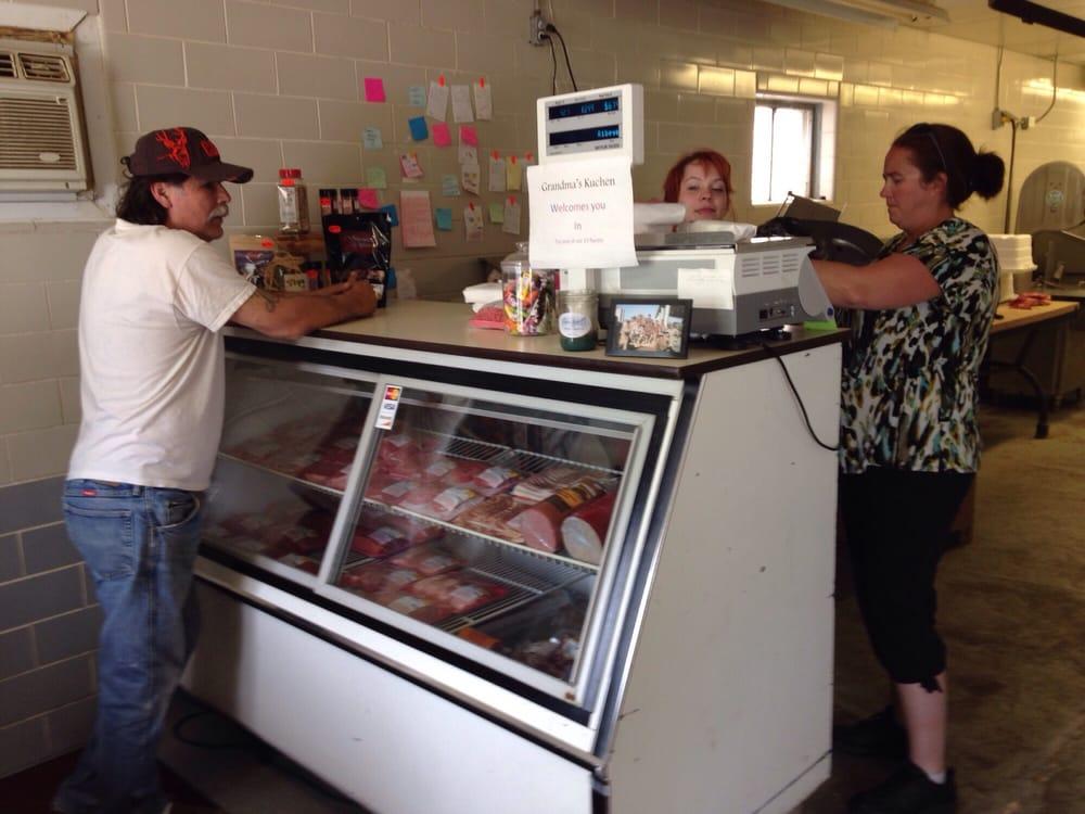 Halliday Custom Meats: 112 E Main St, Halliday, ND