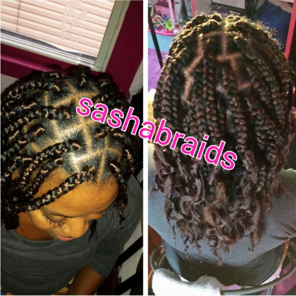 Braids By Sasha Hair Stylists 199 13 Murdock Ave Jamaica St