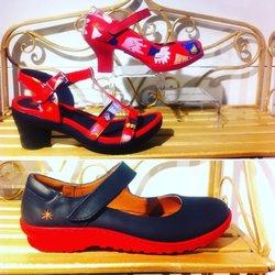 ed6afa554582de Photo de Boutique Lellou - Liège, Belgique. Chaussures #theartcompany