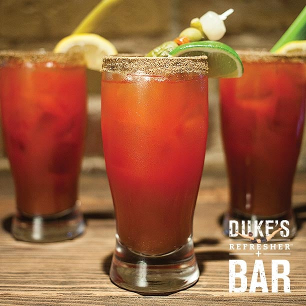 Duke's Refresher + Bar