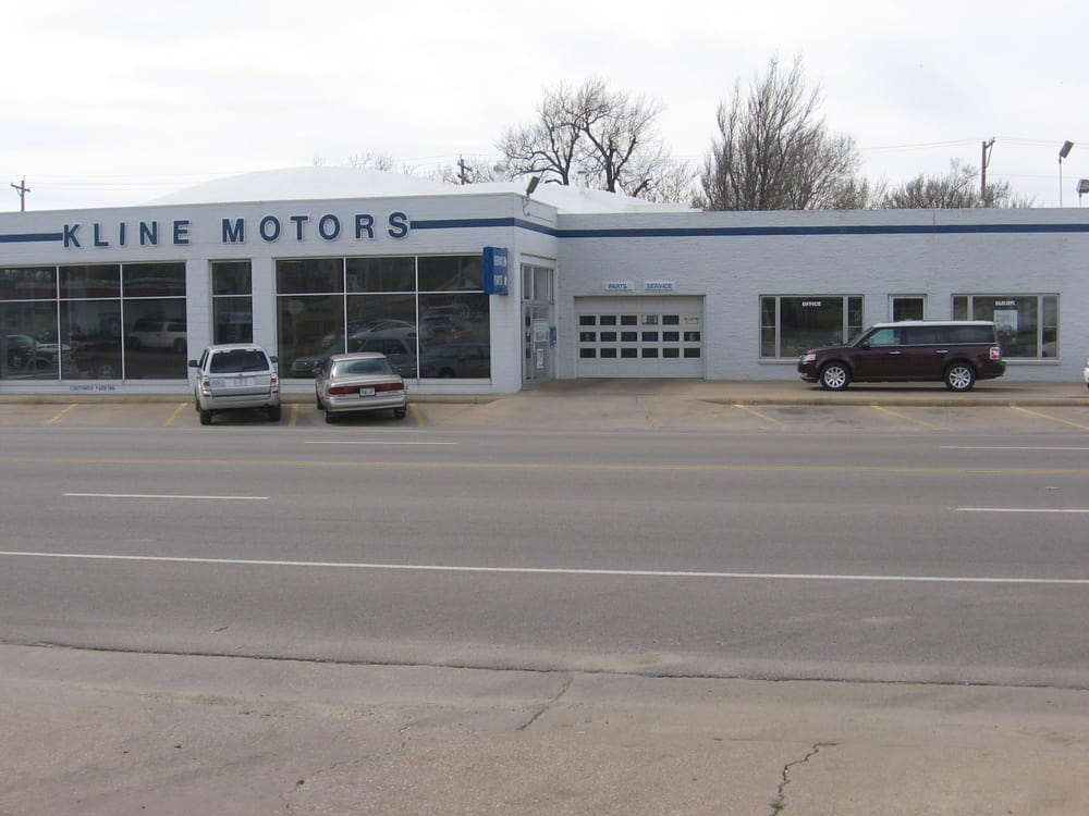 kline motors autoliikkeet 1721 main st winfield ks