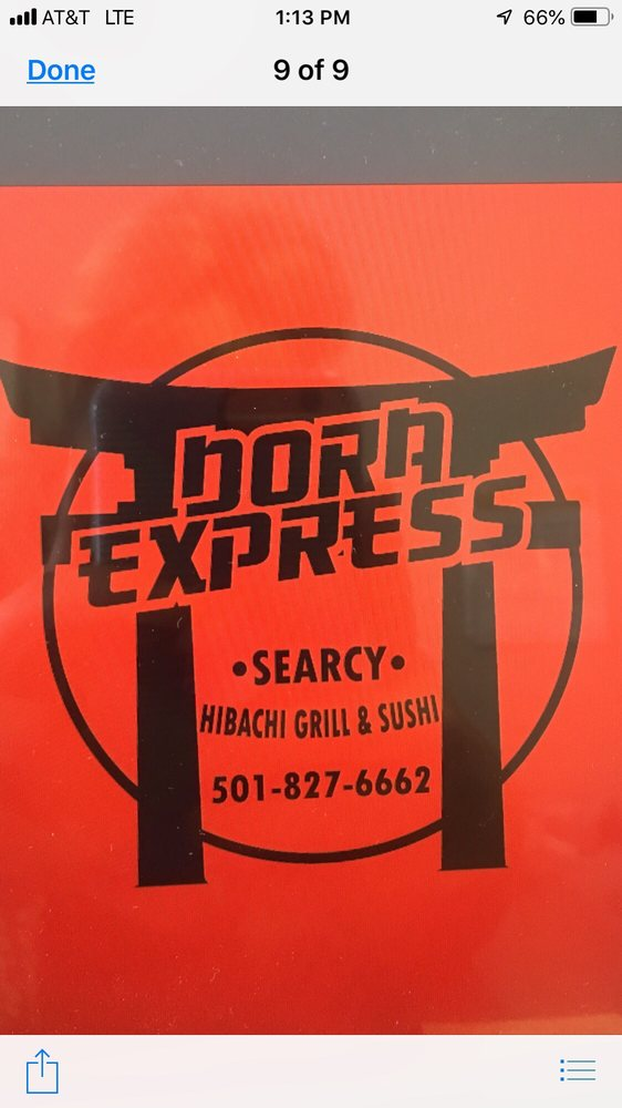 Dora Express: 1516 E Race Ave, Searcy, AR