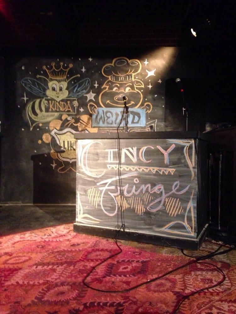 Cincinnati Fringe Festival: 1120 Jackson St, Cincinnati, OH