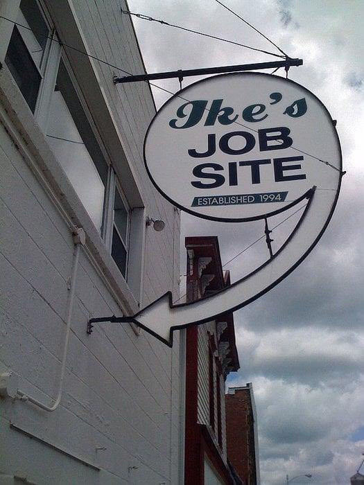 Ike's Job Site: 101 Agora St, Marathon, IA