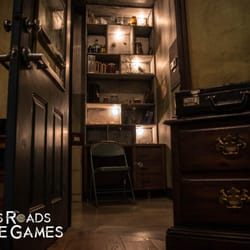 Cross Roads Escape Games - 155 Photos & 310 Reviews - Escape Games ...