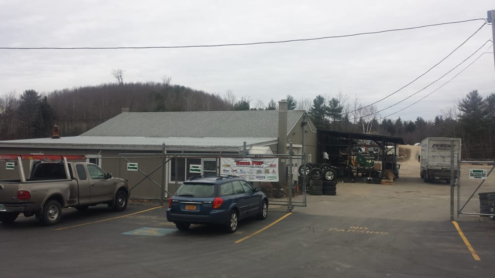 New England Auto & Truck Recyclers: 800 Spring St, Winchendon, MA