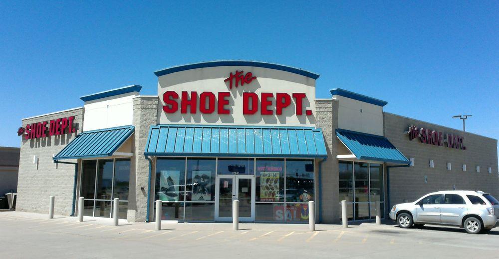 Shoe Dept.: 5423 W Owen K Garriott Rd, Enid, OK