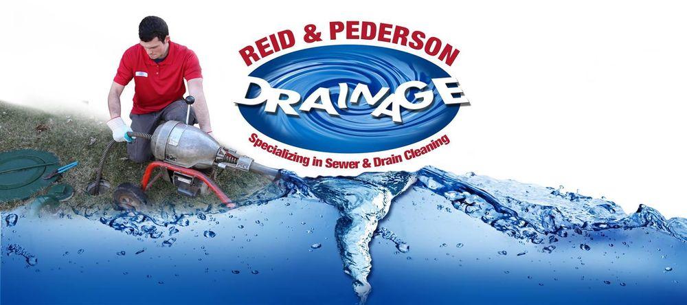 Reid & Pederson Drainage: 1249 E Burville Rd, Crete, IL