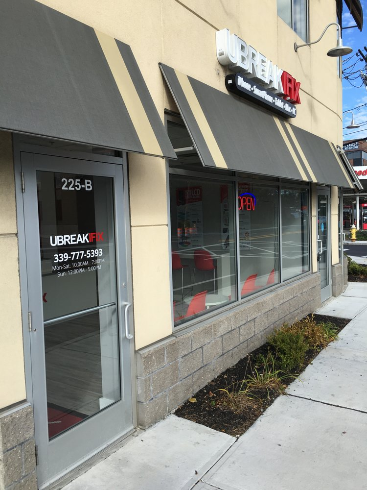 uBreakiFix: 225 Highland Ave, Needham, MA
