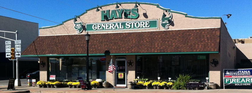 Hayes General Store: 401 E 3rd St, Burkburnett, TX