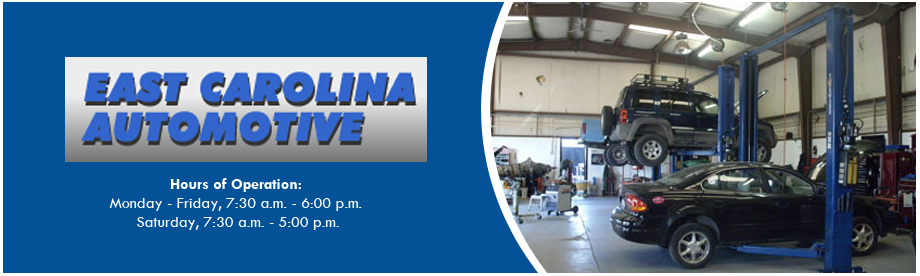 East Carolina Automotive: 123 Associate Ln, Indian Trail, NC