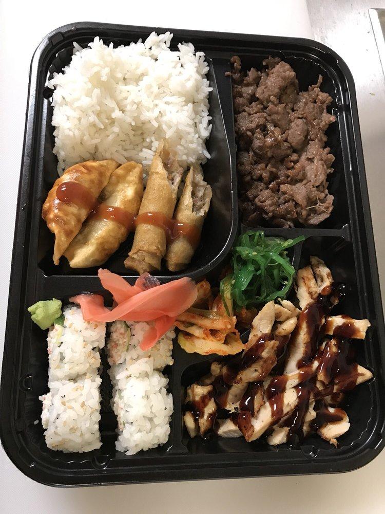 Yummys Korean & Japanese Fusion Cuisine: 21009 Great Mills Rd, Lexington Park, MD