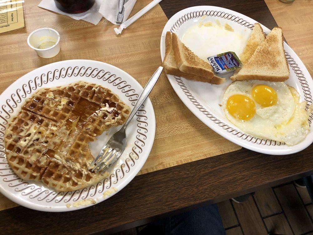 Waffle House: 705 W Main St, Monteagle, TN