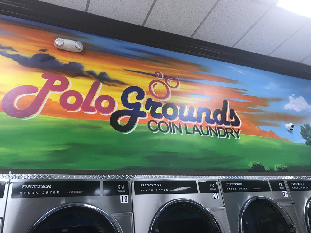 Polo Groungs Coin Laundry: 992 S Military Trl, West Palm Beach, FL