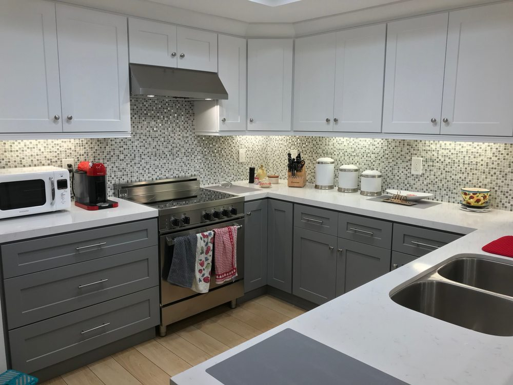 kitchen cabinets livermore ca cabinet lighting and backsplash yelp 20733