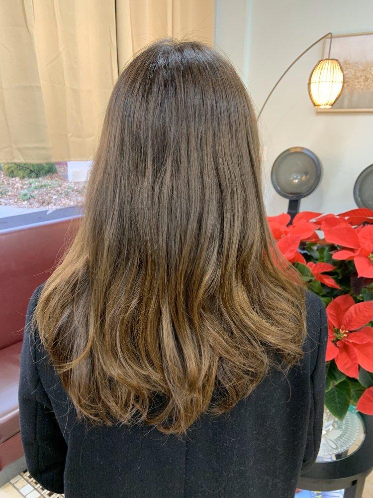 Moon Hair & Nail Spa: 9015 Gaither Rd, Gaithersburg, MD