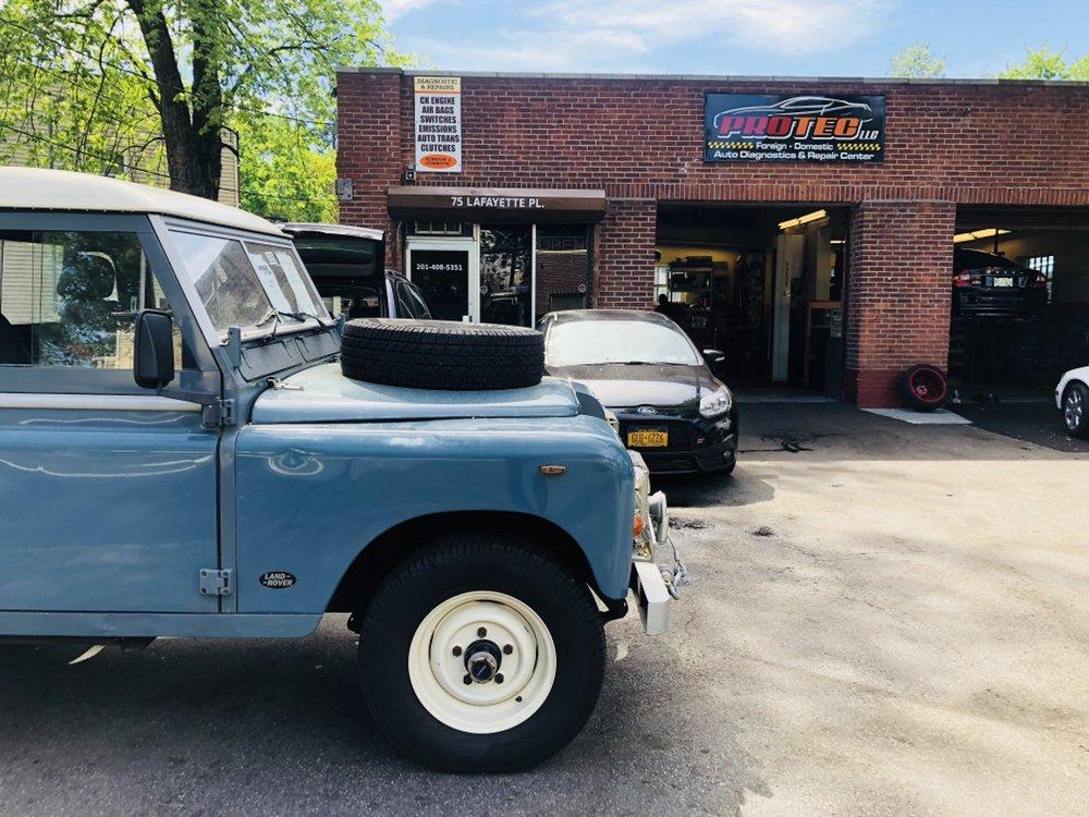 ProTec Auto Repair: 75 Lafayette Pl, Englewood, NJ