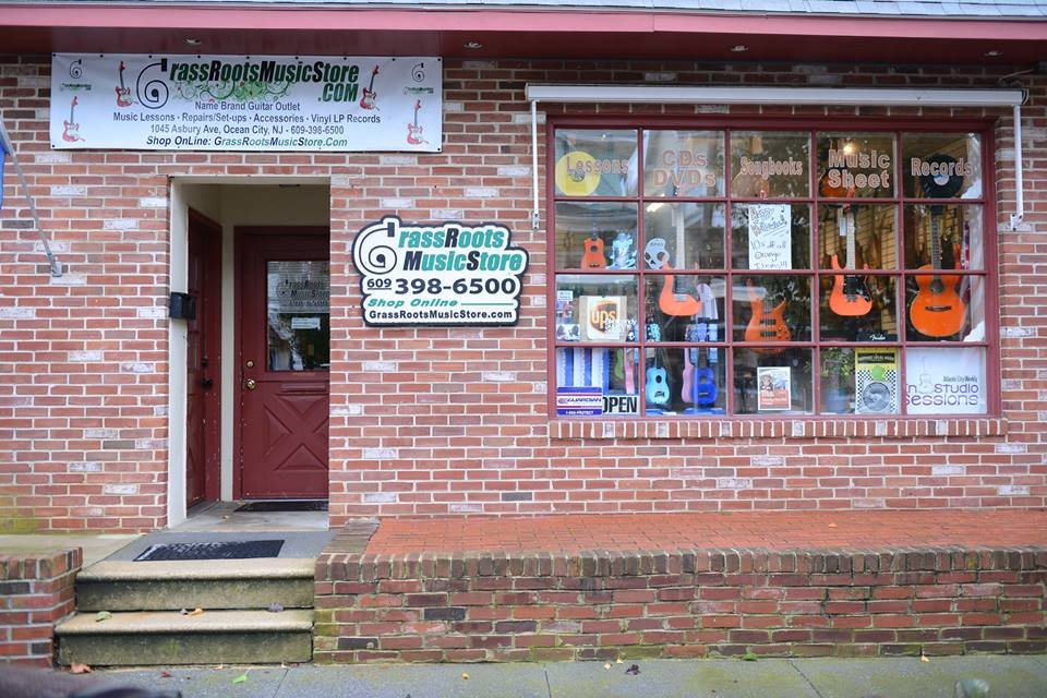 Grassroots Music Store