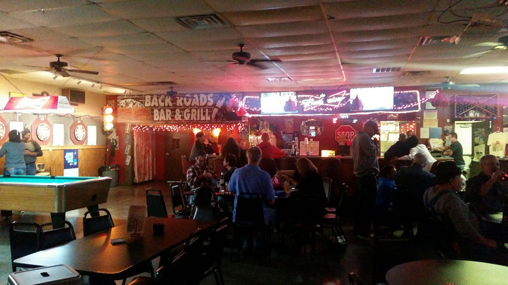 Back Roads Bar and Grill: 3548 Tom Austin Hwy, Springfield, TN