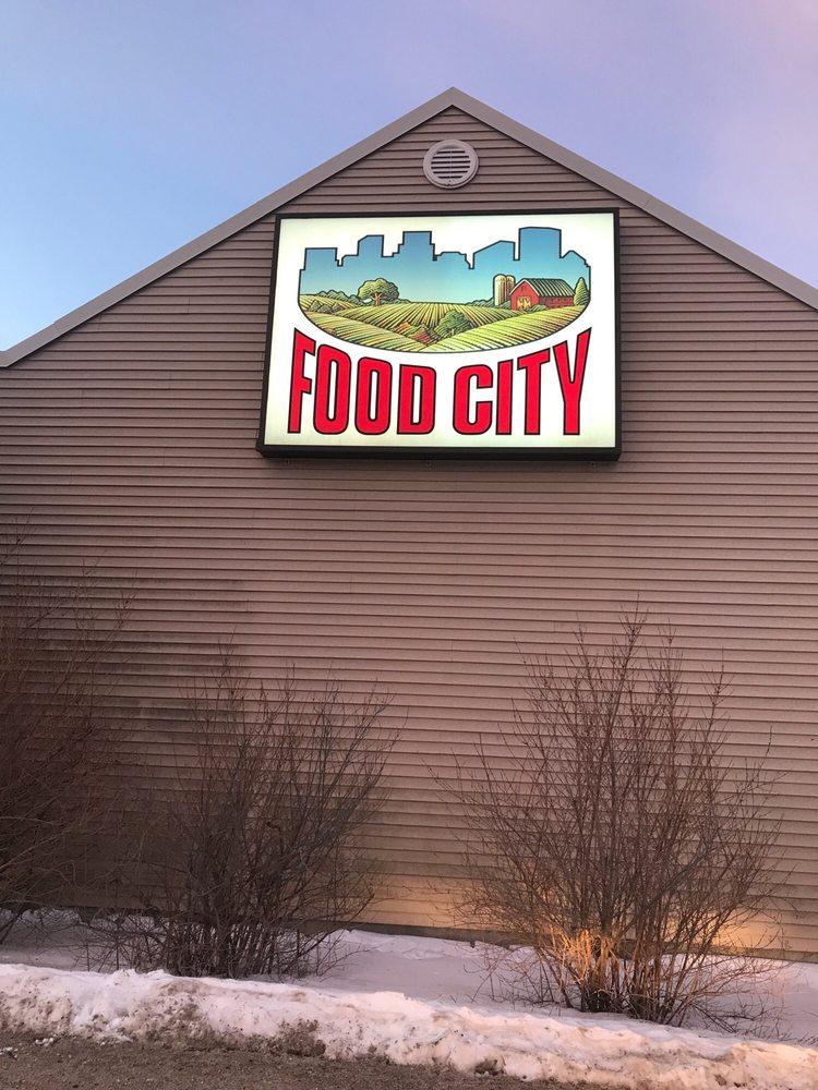 Food City: 583 Lisbon St, Lisbon, ME