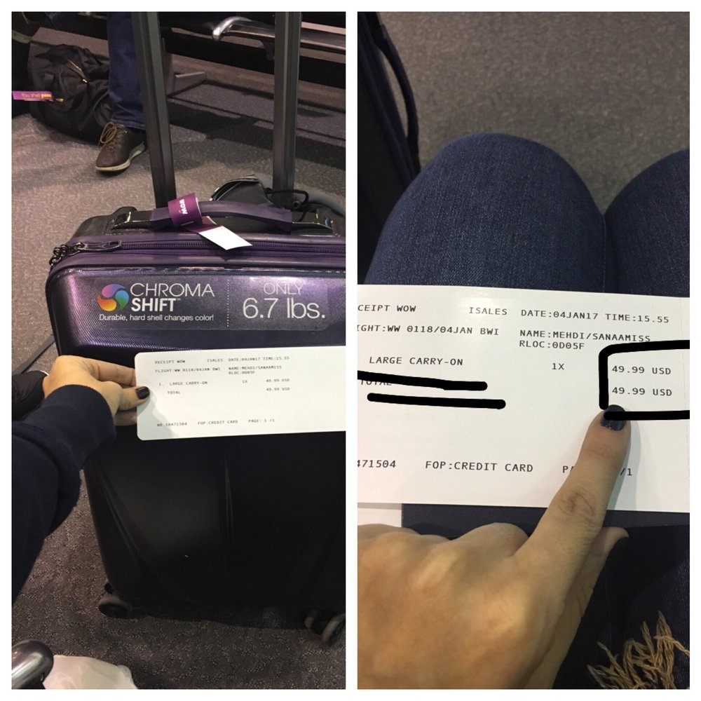 Photo Of Wow Air Baltimore Md United States Shame On You