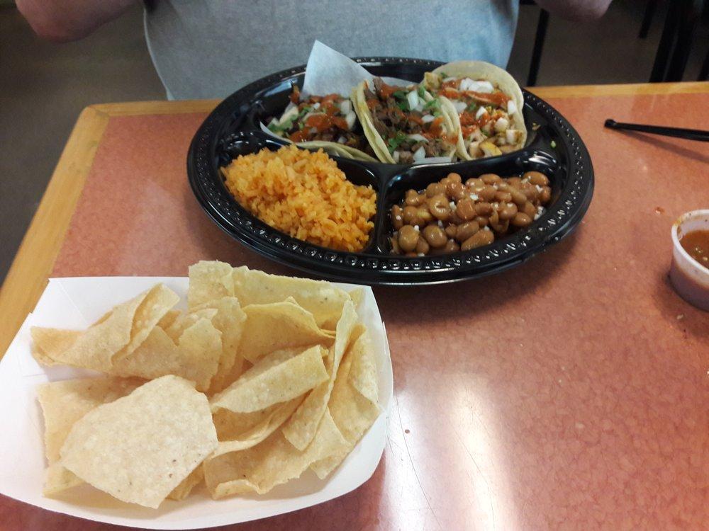 Baja St. Mexican Grill: 1113 Halsell St, Bridgeport, TX
