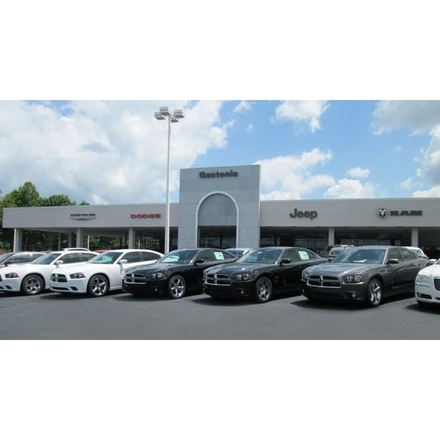 McKenney Dodge Chrysler Jeep Ram - CLOSED - Car Dealers - 2339 East