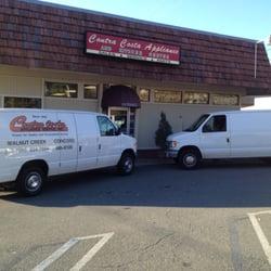 Contra Costa Appliance Service Inc. - 18 Reviews - Appliances ...